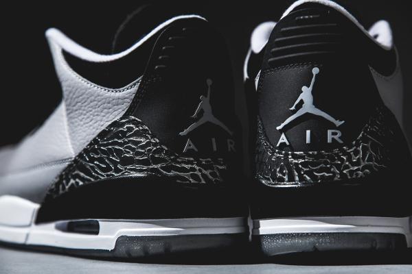 Air Jordan 3 Retro (Wolf Grey/Metallic Silver/Black)