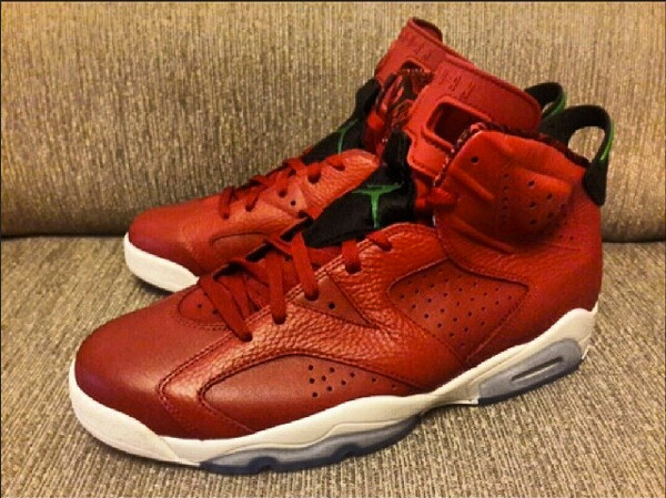 Air Jordan 6 Retro Spizike 'History of Jordan