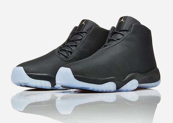 Air Jordan Future Black Clear 3M (1)