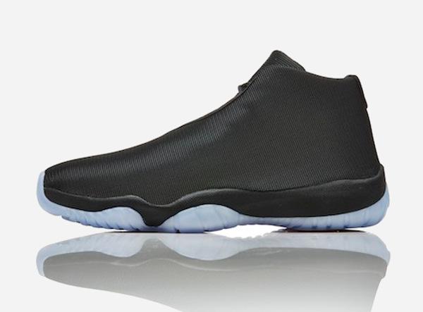 Air Jordan Future Black Clear 3M (3)