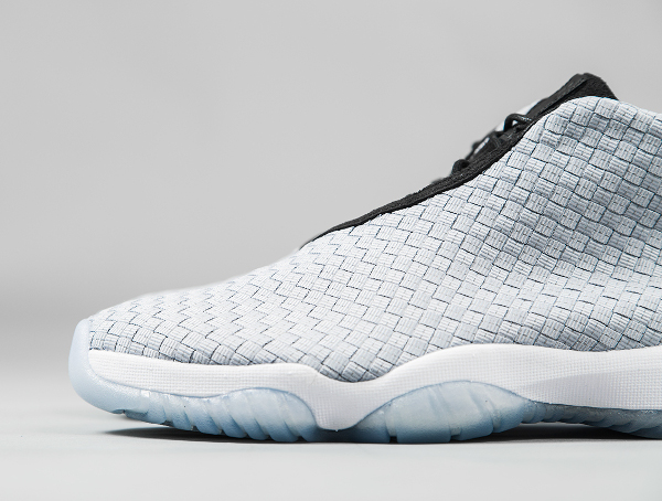 Air Jordan Future Premium Metallic Silver (3)