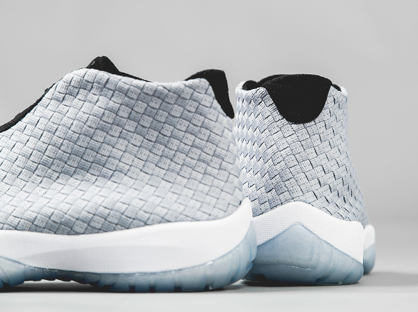 Air Jordan Future Premium Metallic Silver (5)