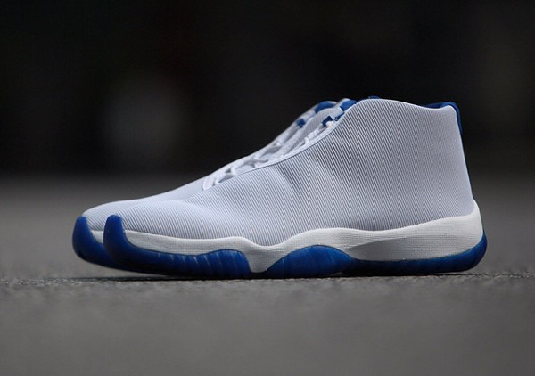 Air Jordan Future White Blue