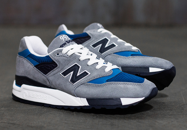 New Balance 998 'Moby Dick' (Made in USA)