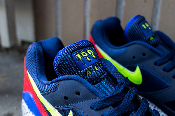 Nike Air 180 Safari Midnight Navy Red (7)