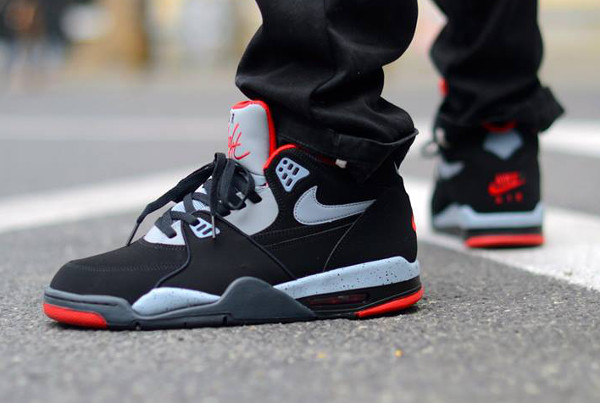 Nike Air Flight 89 Bred (2)