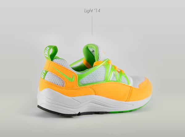 Nike Air Huarache Light Atomic Mango 2014