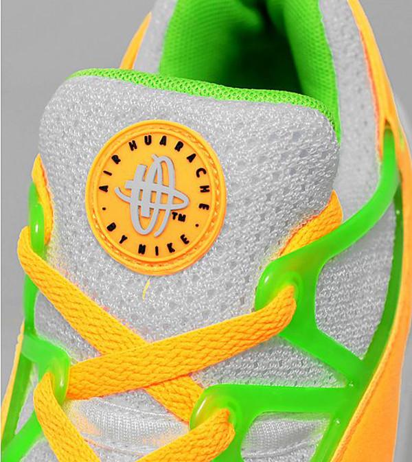 Nike Air Huarache Light Atomic Mango détail (6)