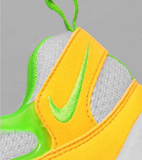 Nike Air Huarache Light Atomic Mango détail (7)