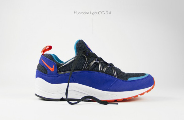 Nike Air Huarache Light OG 'Ultramarine' retro 2014 (5)