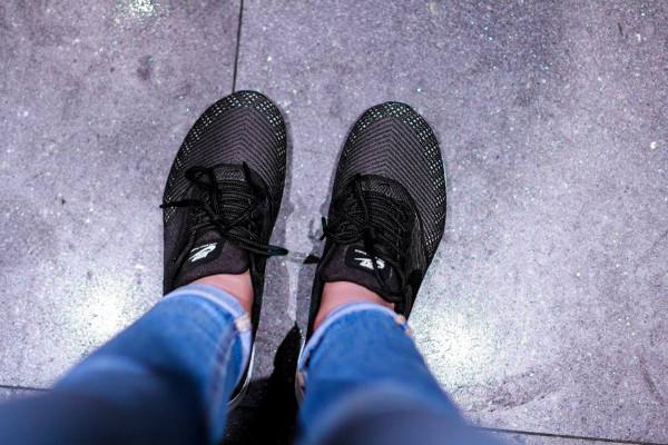 Nike Air Max Thea Jacquard (Dark Grey White Black Metallic Silver) (5)
