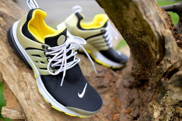 Nike Air Presto Genealogy (Black & Yellow) (10)