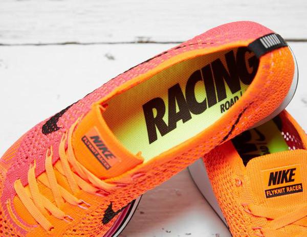 Nike Flyknit Racer Pink Flash (3)