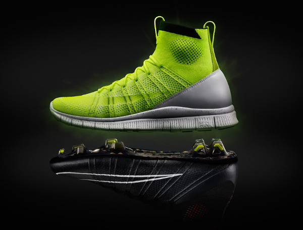 Nike Free Mercurial Superfly by HTM volt 1