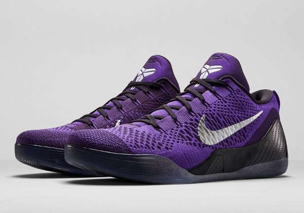 Nike Kobe 9 Elite Low Hyper Grape (2)