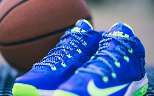 Nike Lebron 11 Low Max Sprite  (2)