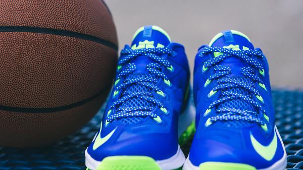 Nike Lebron 11 Low Max Sprite  (4)