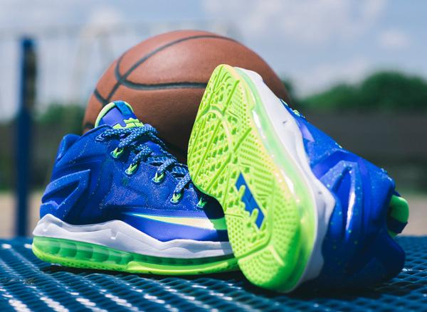 Nike Lebron 11 Low Max Sprite  (7)
