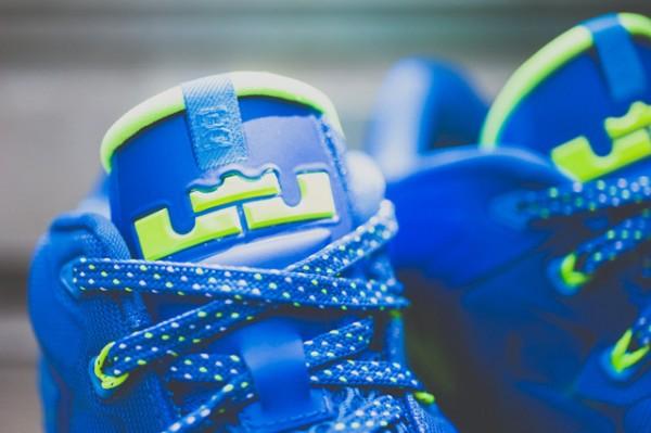 Nike Lebron 11 Low Max Sprite détail (11)