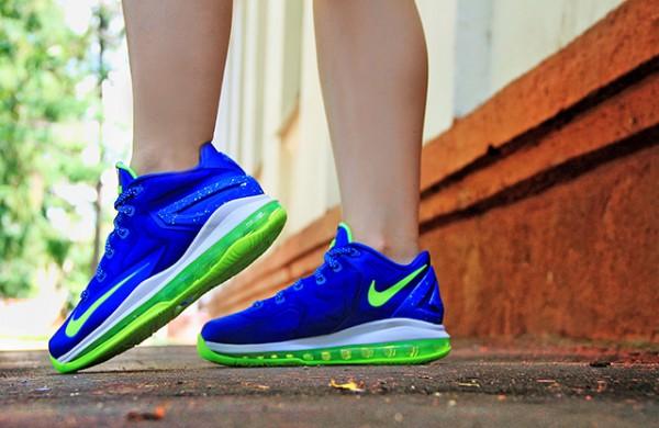 Nike Lebron 11 Low Max Sprite détail (2)