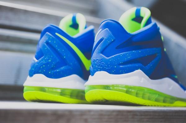 Nike Lebron 11 Low Max Sprite détail (3)