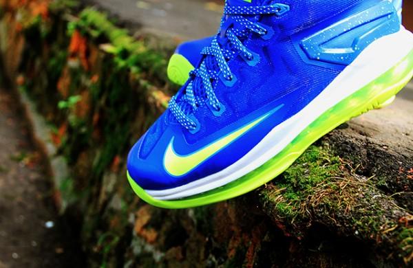 Nike Lebron 11 Low Max Sprite détail (4)
