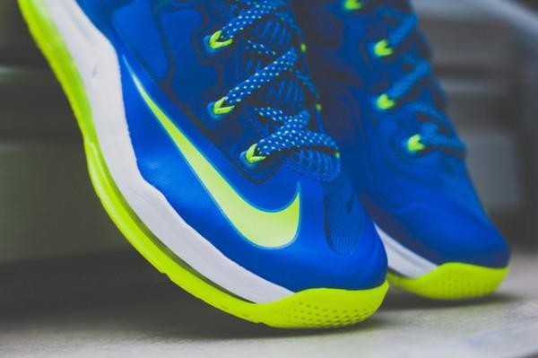 Nike Lebron 11 Low Max Sprite détail (5)