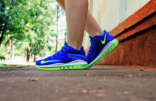 Nike Lebron 11 Low Max Sprite détail (6)