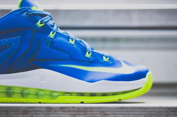 Nike Lebron 11 Low Max Sprite détail (7)