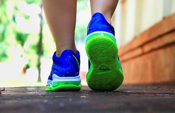 Nike Lebron 11 Low Max Sprite détail (8)