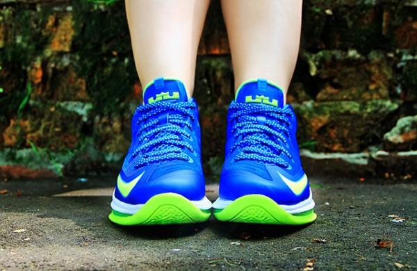 Nike Lebron 11 Low Max Sprite détail (9)