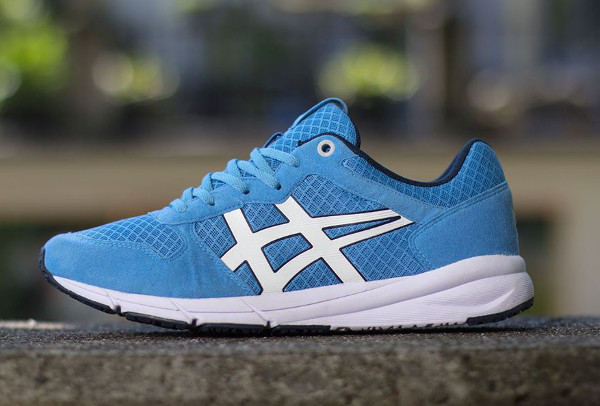 Onitsuka Tiger Shaw Runner Atomic Blue (3)