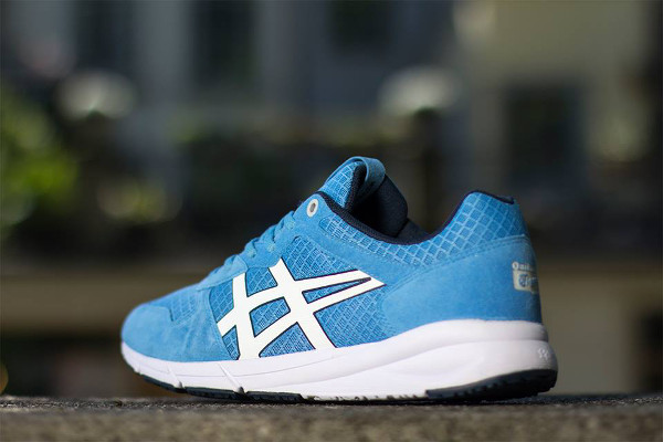 Onitsuka Tiger Shaw Runner Atomic Blue (4)