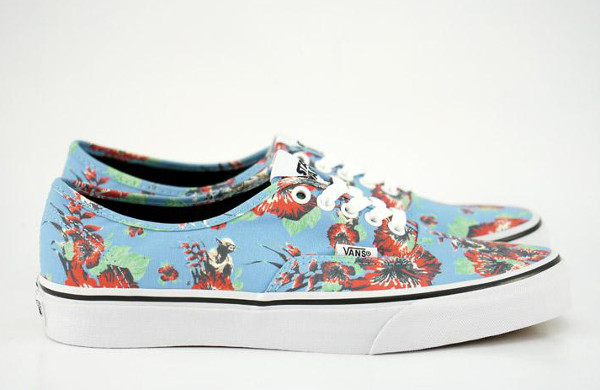 Vans Authentic Aloha x Star Wars Yoda  (2)