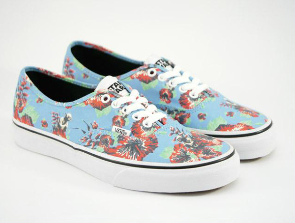 Vans Authentic Aloha x Star Wars Yoda  (3)
