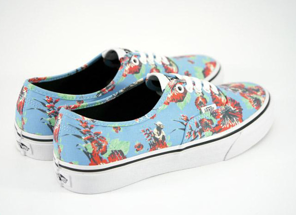 Vans Authentic Aloha x Star Wars Yoda  (4)