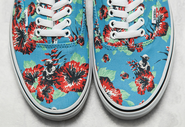 Vans Authentic Aloha x Star Wars Yoda  (6)