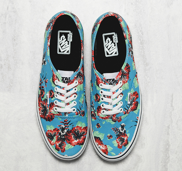 Vans Authentic Aloha x Star Wars Yoda  (8)