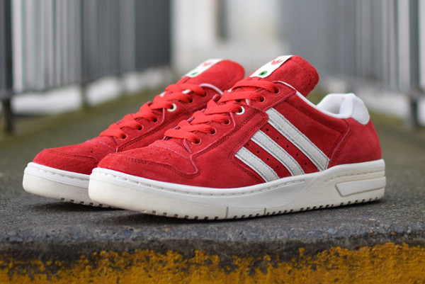 reputable site d5864 e47b9 ... adidas Originals Consortium x Footpatrol Edberg 86 Strawberries Cream .  ...
