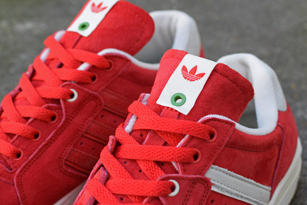 buy online d7399 b18d4 ... adidas Originals Consortium x Footpatrol Edberg 86 Strawberries Cream .
