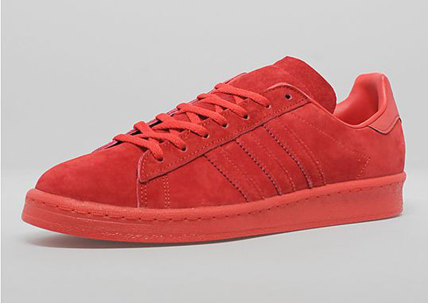 Adidas Campus 80's All Red (2)