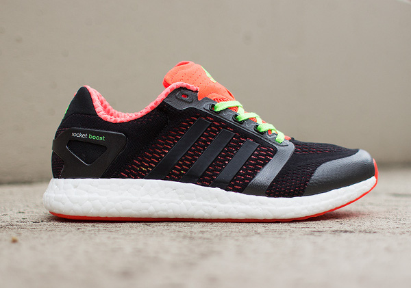 Adidas Climachill Rocket Boost 'Black Infrared' (2)