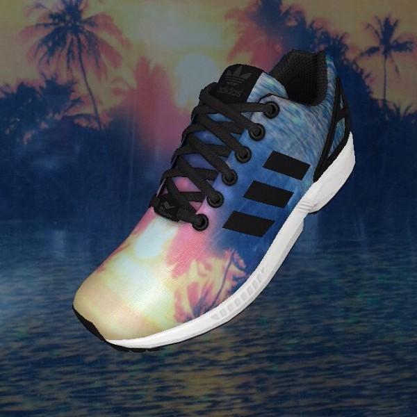 Adidas Mi ZX Flux - Dj_cas9