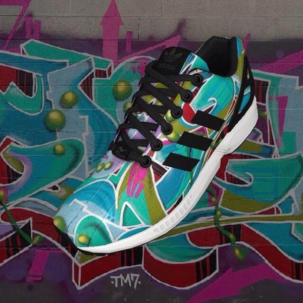 Adidas Mi ZX Flux - Drgreedy