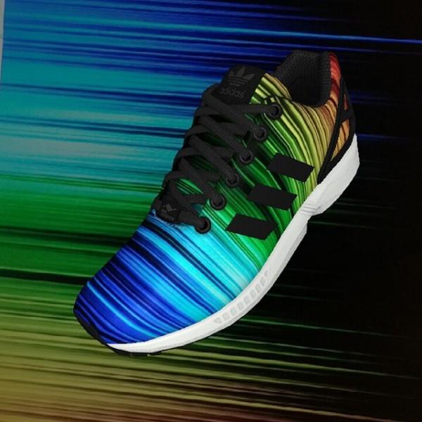Adidas Mi ZX Flux - Funkyeyez27
