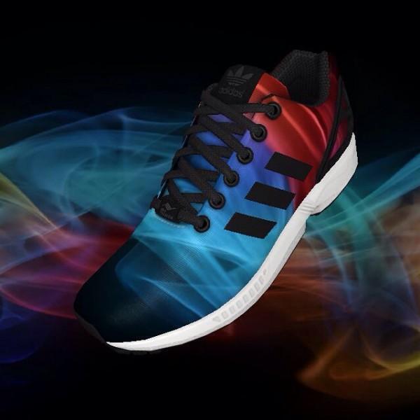 Adidas Mi ZX Flux - Jonathanbelkadi