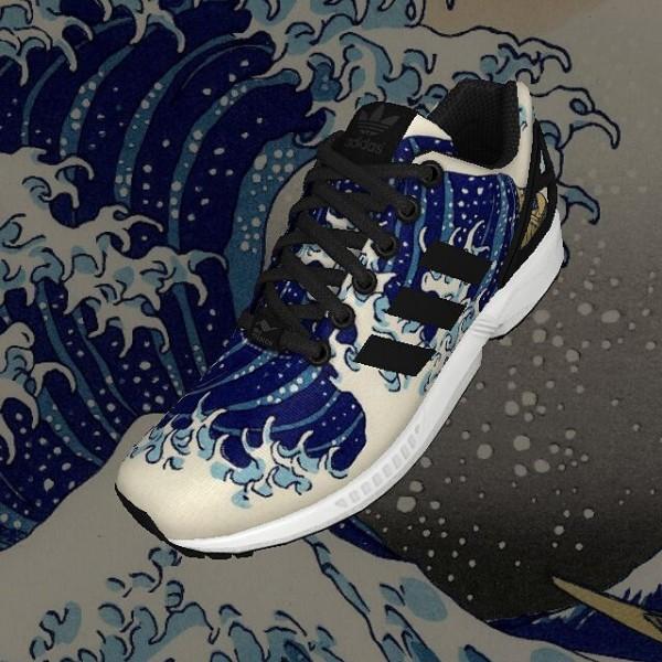 Adidas Mi ZX Flux - Khairulazmas