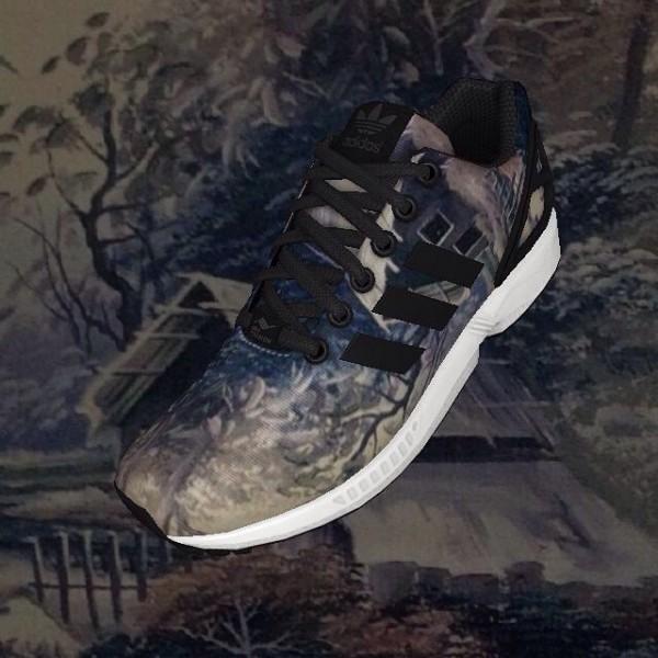 Adidas Mi ZX Flux - Limin222-1