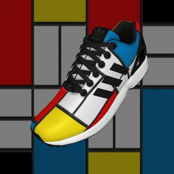 Adidas Mi ZX Flux - Mikemikamitch