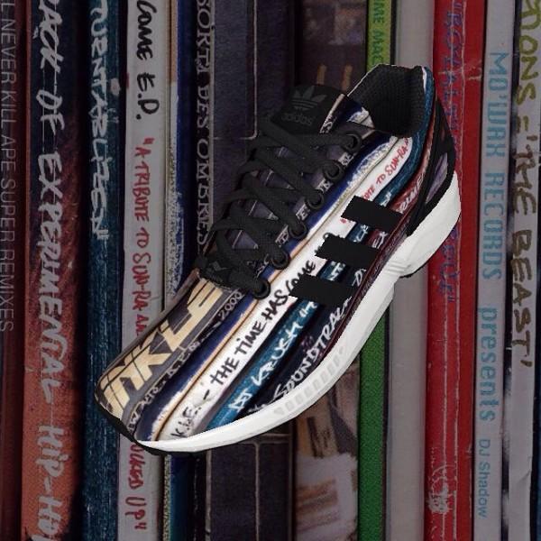 Adidas Mi ZX Flux Nebula - Gooey_wooey